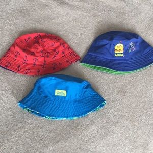Other - Toddler boy sun hats